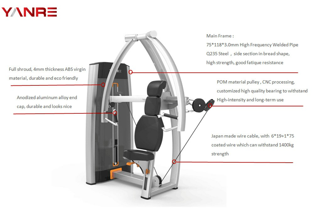 Seated Chest Higher Press 1