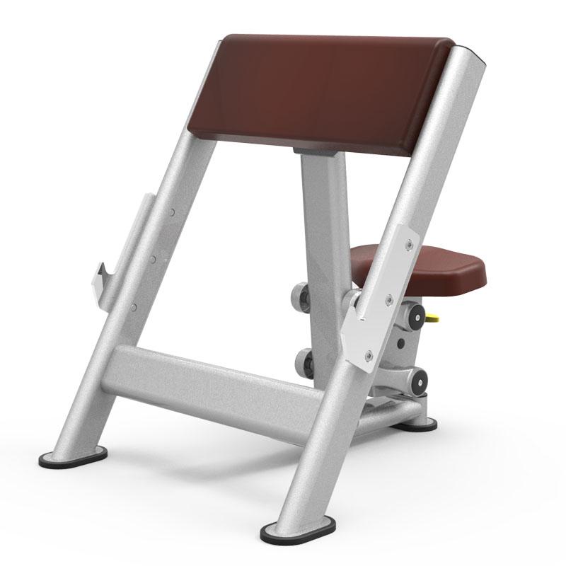 Biceps-Curl-Rack-61A37-Gym-fitness-equipment-yanrefitness
