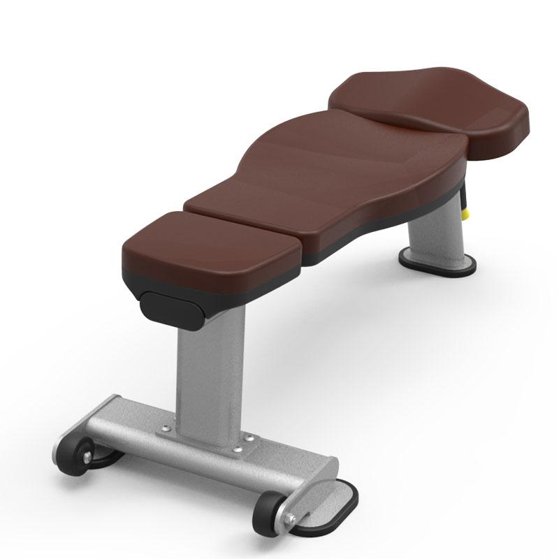 Flat-Bench-61A47-gym-fitness-equipment-yanrefitness