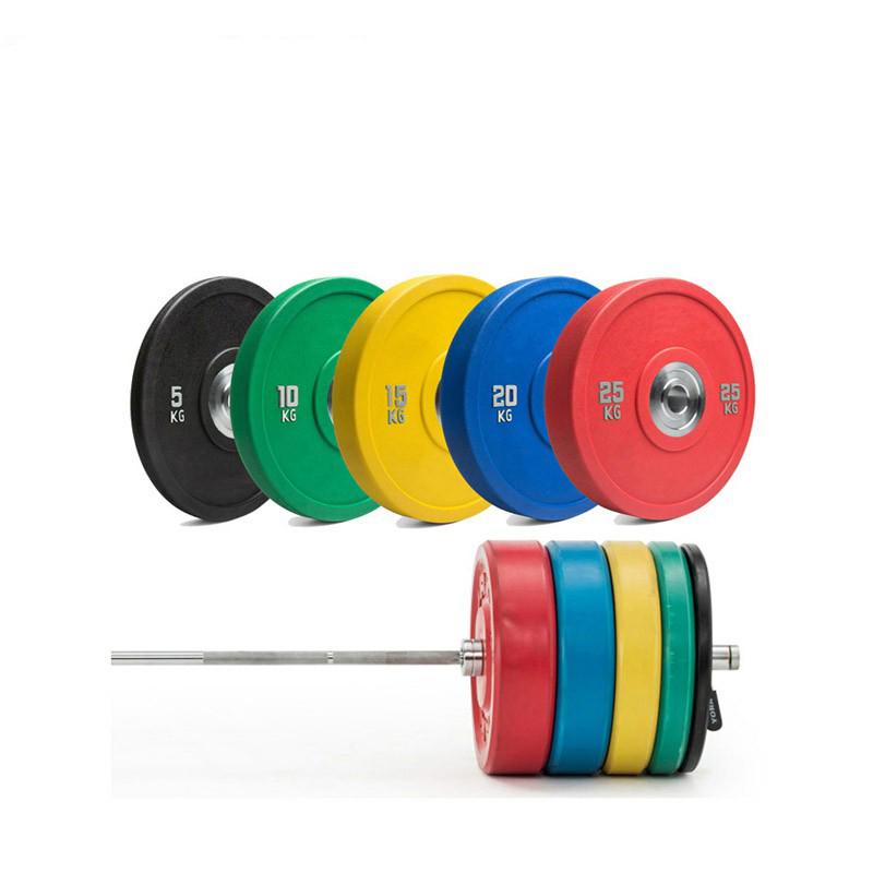 Multicolor Rubber Bumper Plate 1
