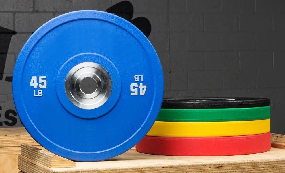 Multicolor Rubber Bumper Plate 2