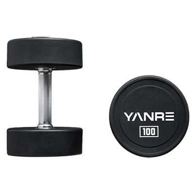 400x400-Urethane-Round-Head-Dumbbell-DBC001-gym-fitness-equipment-yanrefitness