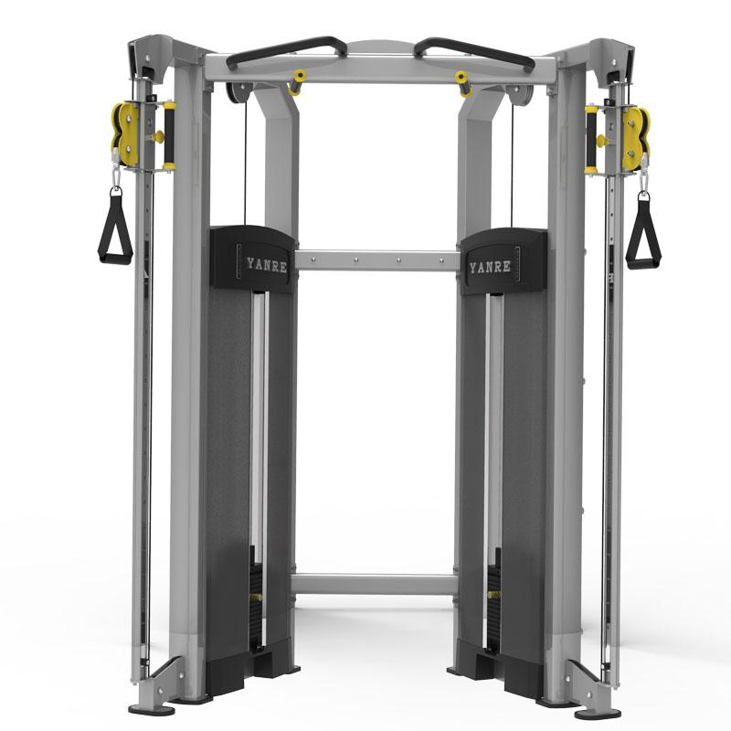Fuctional-trainer-61A32B-gym-fitness-equipment-yanrefitness