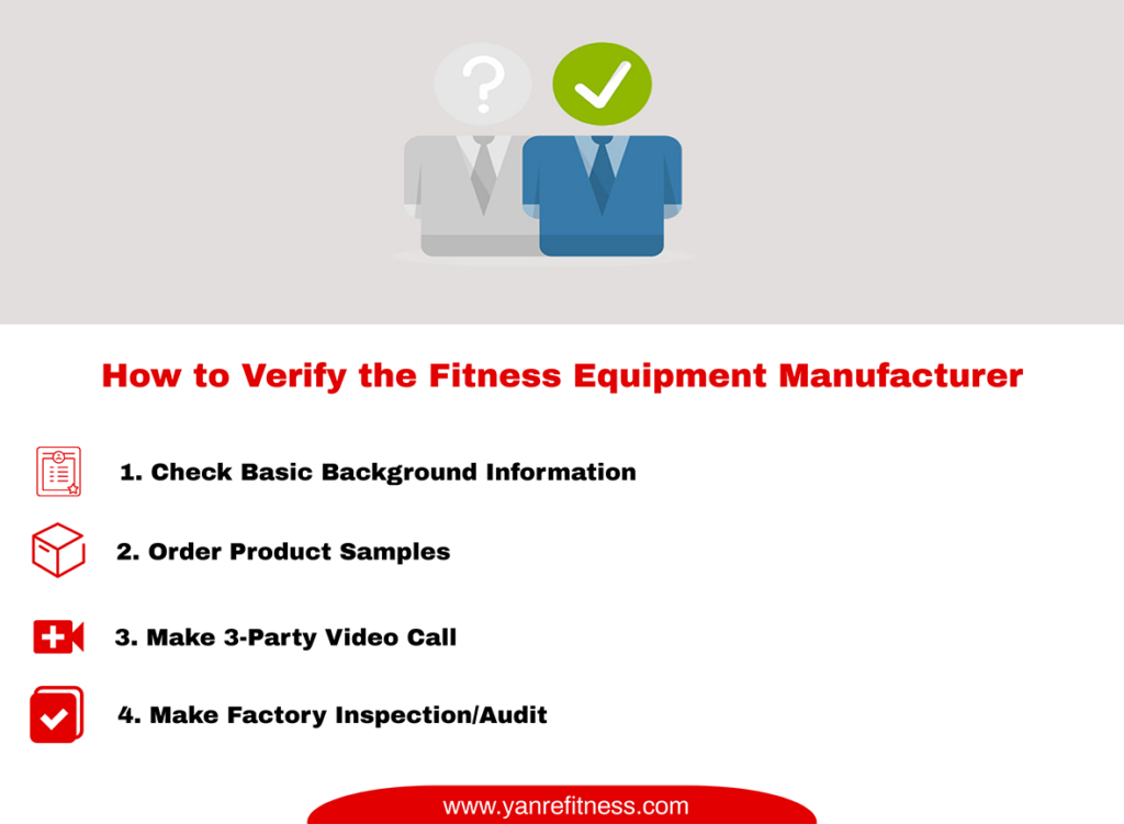 how to find trusted gym equipment manufacturers in china factory inspection
