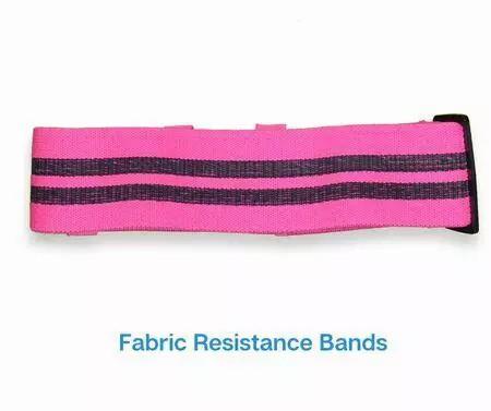 bande de résistance au tissu