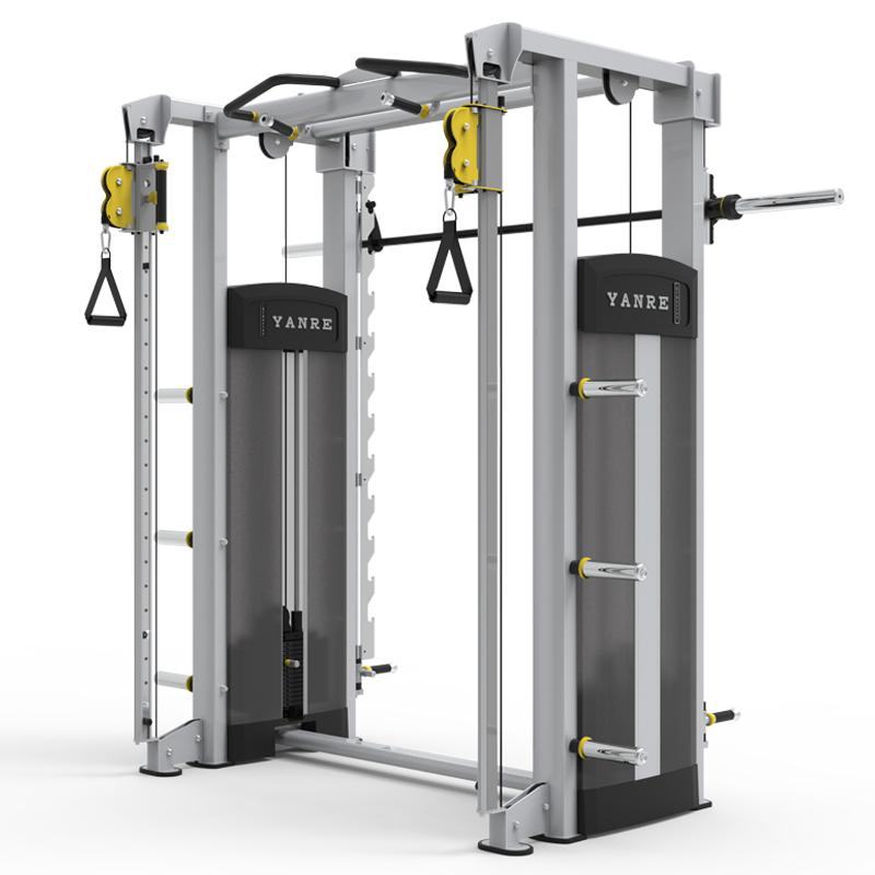 61A33C-SmithFunctional-Trainer-Combo-gym-fitness-equipment-yanrefitness