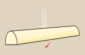 Foam-Roller-Buying-Guide-Half-Flattened-Rollers-1