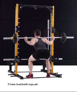 4-smart-way-smith-gym-fitness-equipment-yanrefitness