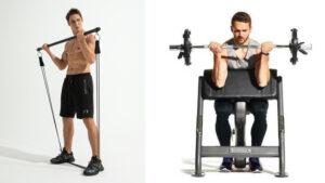 biceps-curl-gym fitness equipment-yanrefitness