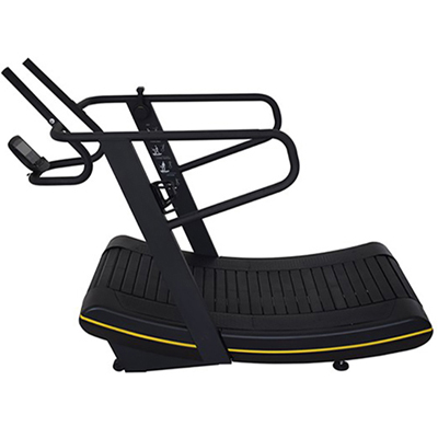 Commercial Curved Treadmill 7