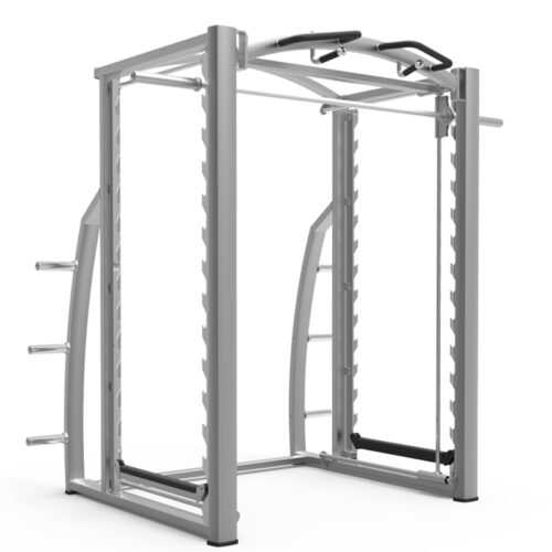 Smith Machine with Cable Crossover 7