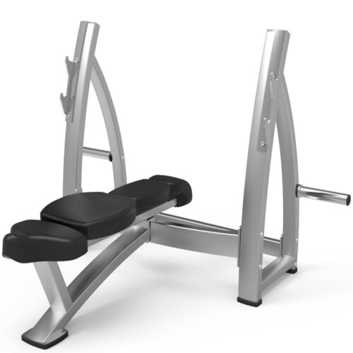 Commercial Flat Bench 3