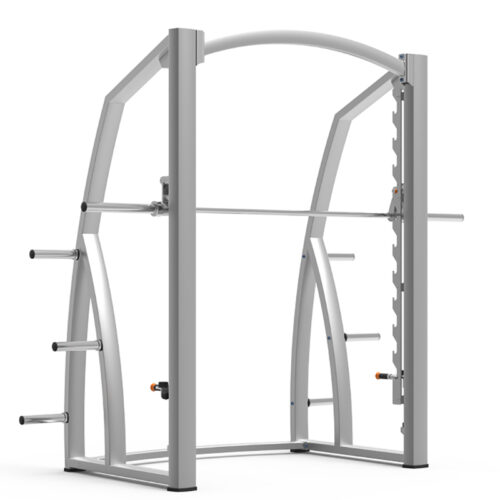 Smith Machine with Cable Crossover 5