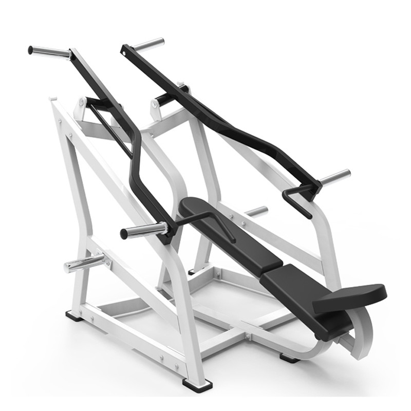 Iso-lateral Incline Chest Press 8