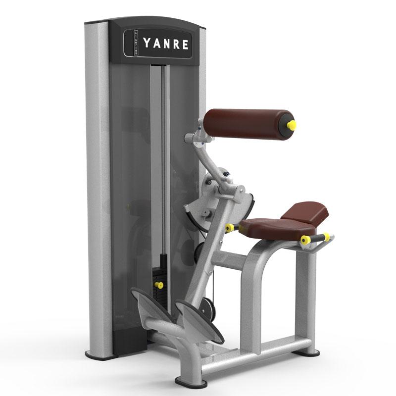 Back Extension Machine 1