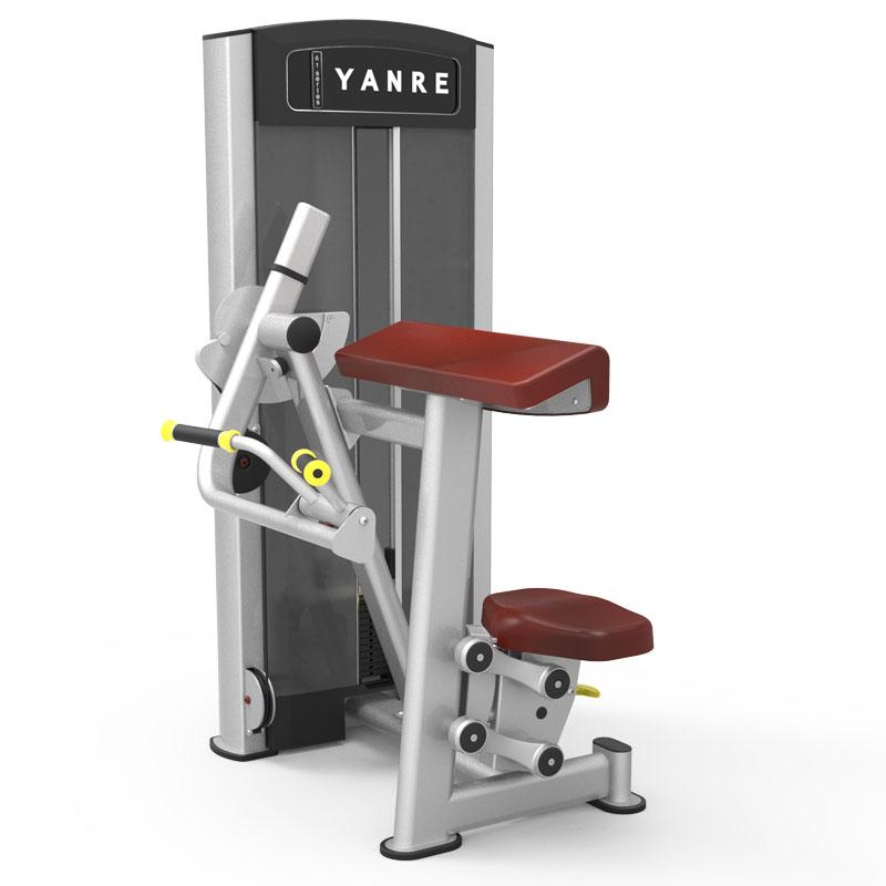 Biceps-Curl-61A10-gym-fitness-equipment-yanrefitness 3