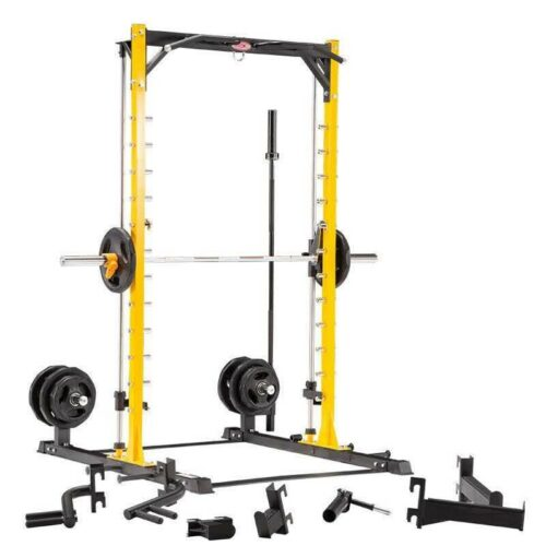 Smith Machine with Cable Crossover 3