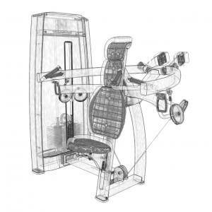 Yanre Commercial Gym Equipment – The Best Choice for Your Fitness Studio 16