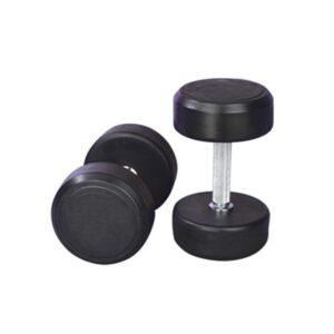 Rubber-Dumbell-2-Yanra-Fitness 3