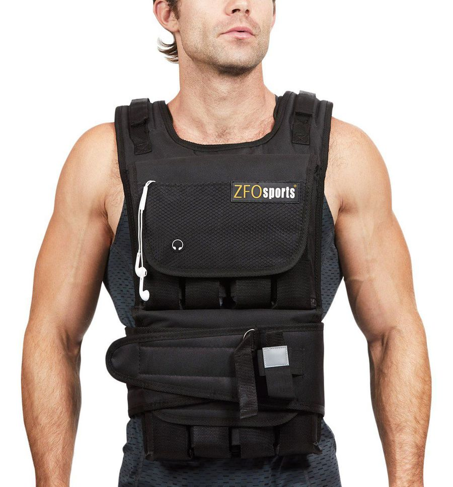 Best Gym Owner's Weight Vest Buying Guide in 2021 3