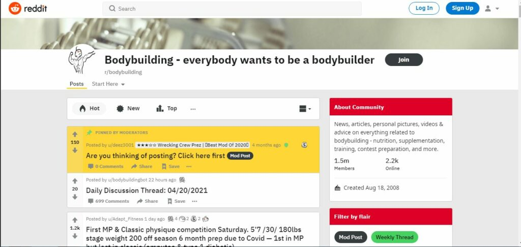 Top Gym Owners Forums, Groups, Discussion & Message Boards You Must Follow 11