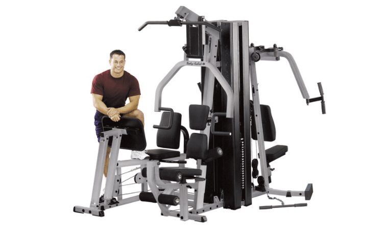 10 Station Multi Gym 18