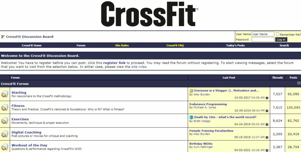 Top Gym Owners Forums, Groups, Discussion & Message Boards You Must Follow 18