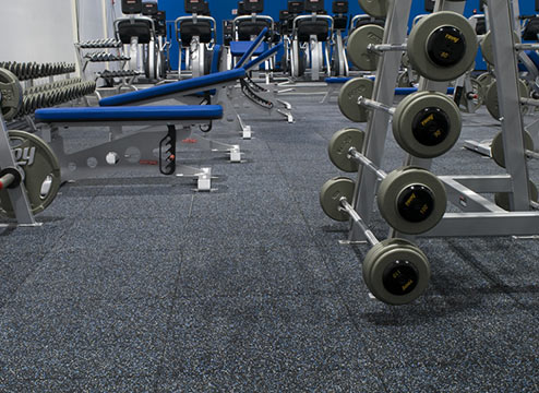 Commercial Gym Mats 9