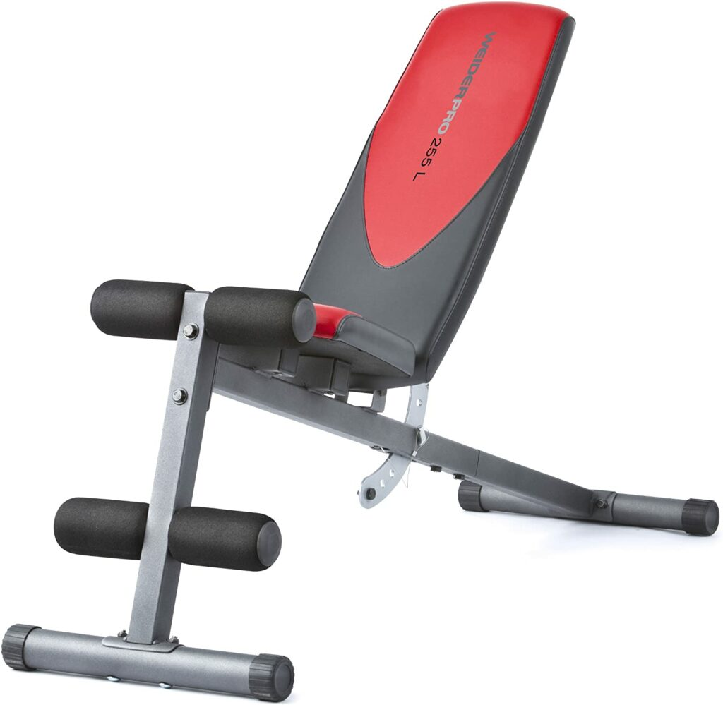 Commercial Incline Bench 13