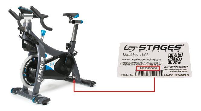 Commercial Exercise Bike 16