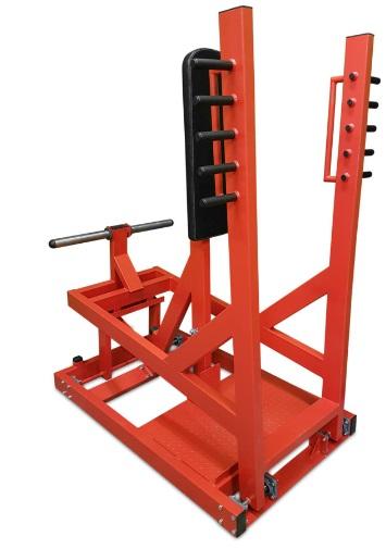 Standing Chest Press Machine 1
