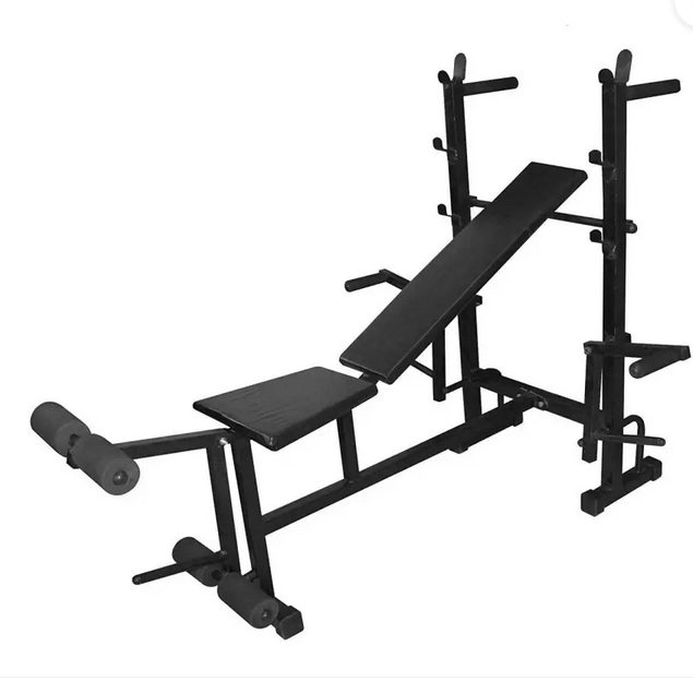 Commercial Bench Press 7