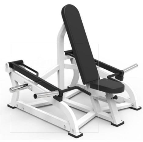 Seated Shrug Machine 1