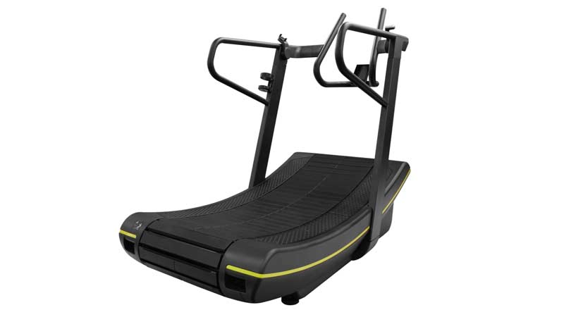 Commercial Curved Treadmill 11