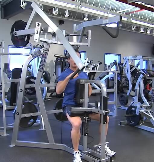 Hammer Strength Commercial Gym Equipment 14