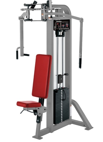 Butterfly Pectoral Machine 14