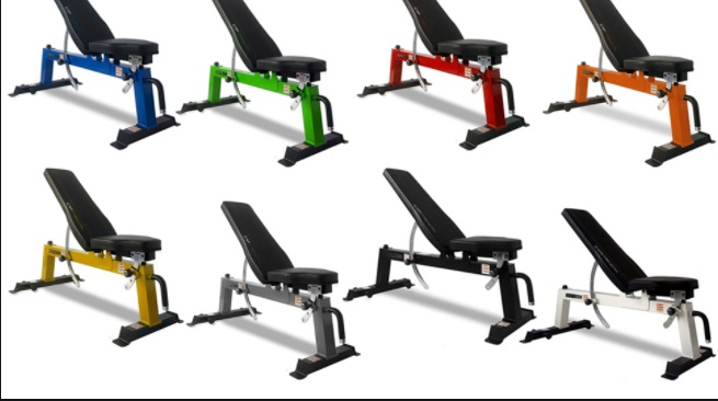 Commercial Workout Bench 21
