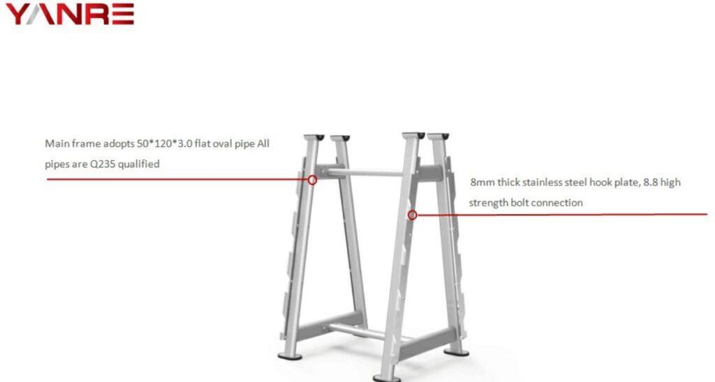 Gym Storage Rack 10