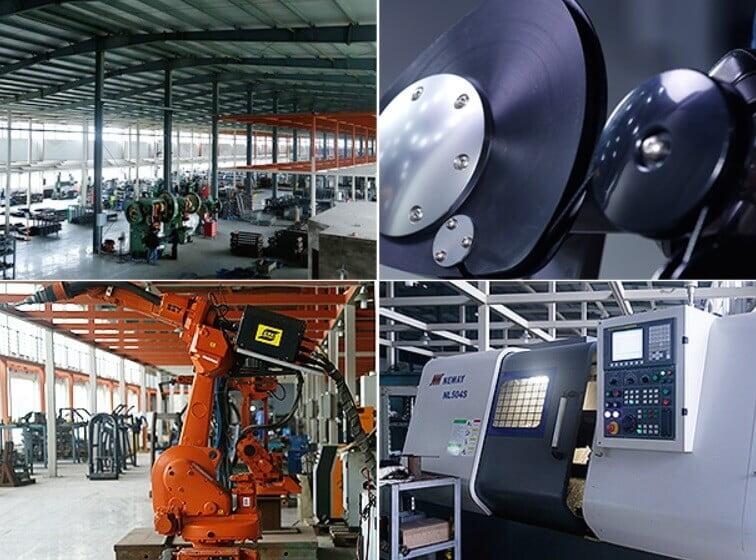 Gym Equipment Manufacturer 25