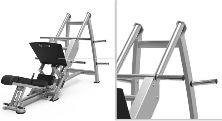 Leg Press Machine 16