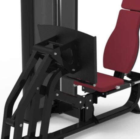 Leg Press Machine 17