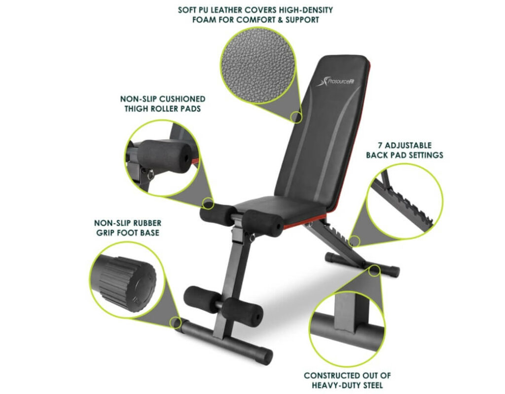 Commercial Workout Bench 23