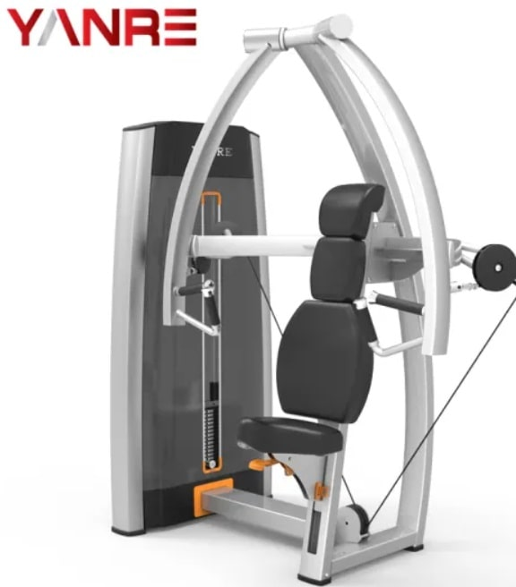Decline Chest Press Machine 24