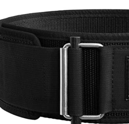 Custom Weightlifting Belt 17
