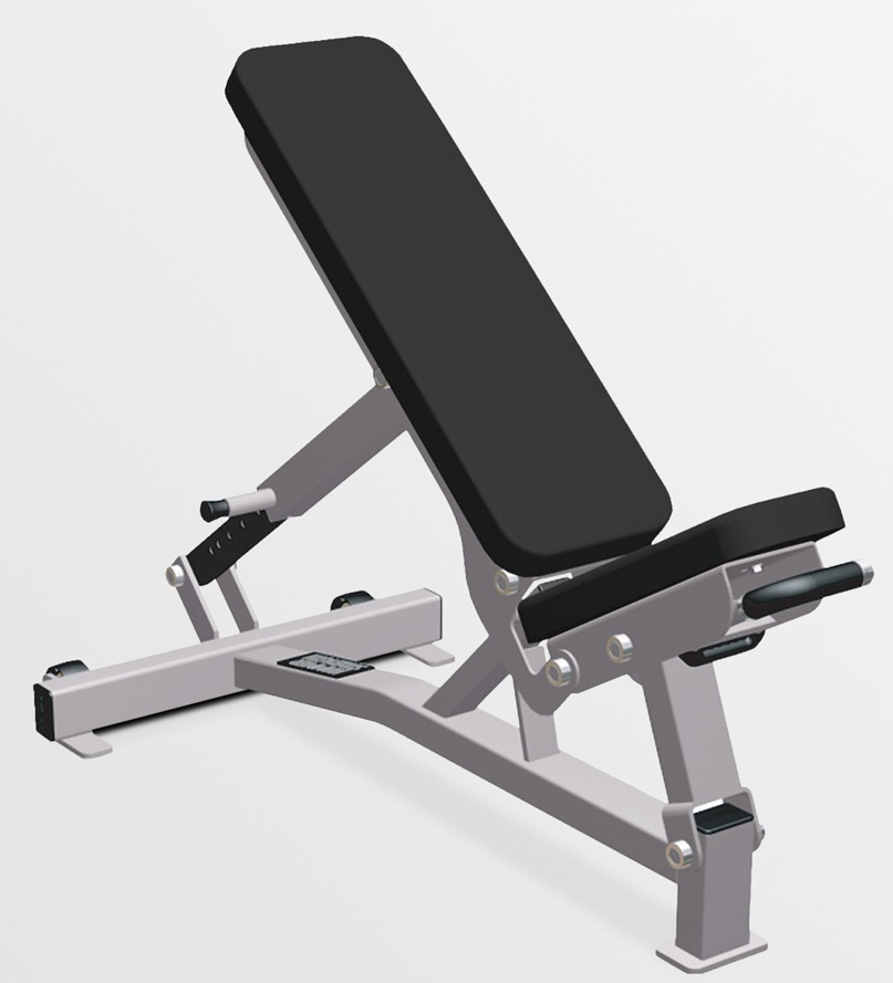 Commercial Weight Bench 11