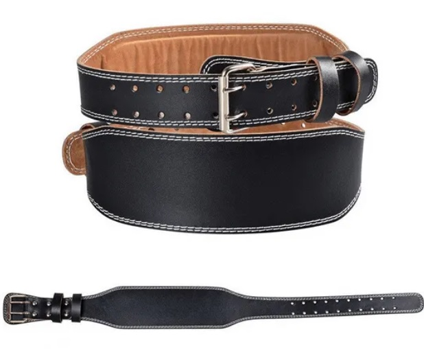 Custom Weightlifting Belt 2