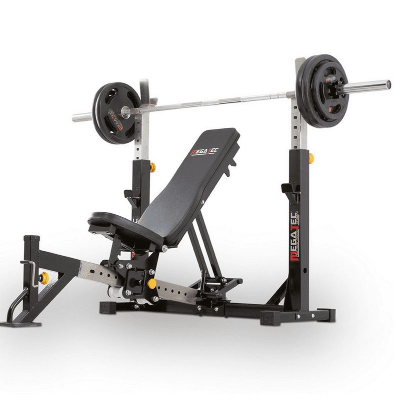Commercial Bench Press 8