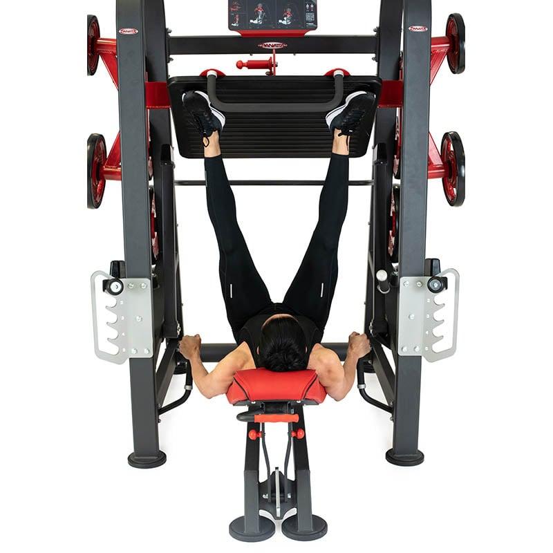 Vertical Leg Press 9