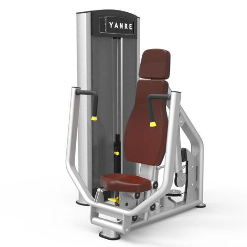 Seated Shrug Machine 8