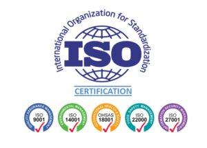 ISO Registration Certificate 1